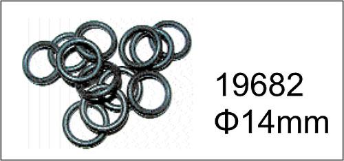 Λαστιχάκια στεγανοποίησης Φ14mm για 19681
